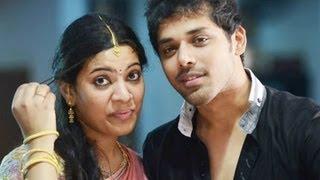 Geetha Madhuri With Her Boy Friend Nandu