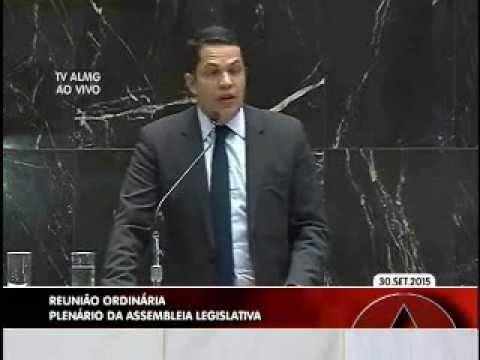 Deputado João Vítor Xavier vota contra o aumento de impostos em Minas Gerais
