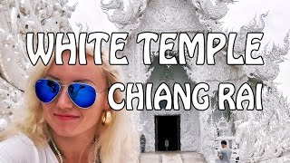 White Temple Chiang Rai (Wat Rong Khun). I went on a trip to Chiang Rai (Northern Thailand) and here is my 1st day there. Also I visited Singha Park and Chia...