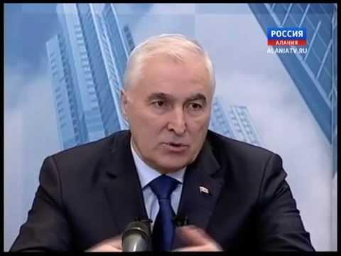 Прямой эфир на ГТРК «Алания»
