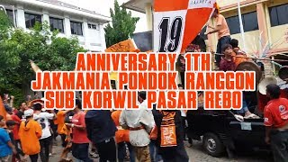 Video The Jakmania Pondok Ranggon MP3, 3GP, MP4, WEBM, AVI, FLV September 2018