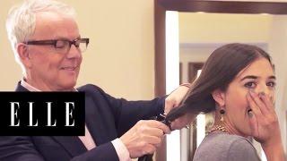 Beautiful Lengths Hair Transformation | ELLE