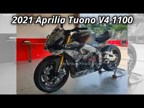 2021 Aprilia Tuono V4 1100 Factory