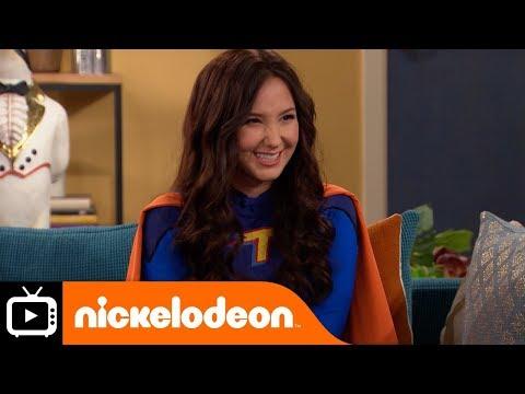 The Thundermans | Cherry Thunderman | Nickelodeon UK