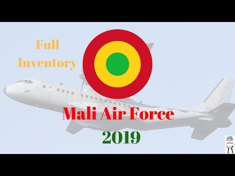 Mali Air Force     Combat aircraft...
