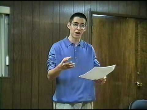 Martin Starr - So I found some auditions for the series Freaks and Geeks and since I couldn't find them on youtube I decided to upload them. This one is that of Martin Star...
