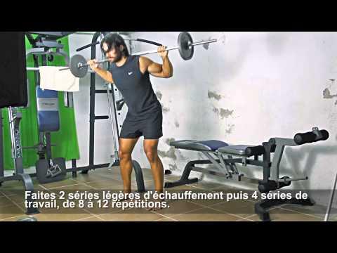 comment renforcer muscles lombaires