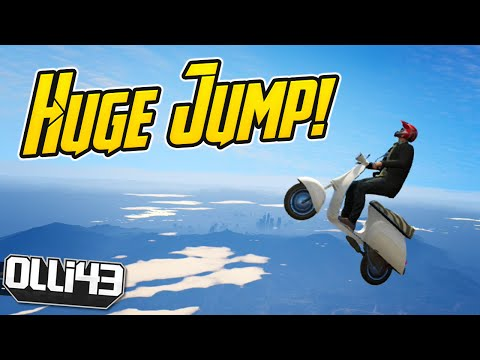 theft - GTA 5 Online World Record? Let's see! ▻Click Here to Subscribe ▻ http://goo.gl/M1F1GO In this gta online gameplay video, I show you an awesome gta 5 custom job called 'to high to jump?'....