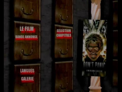 Don't Panic - 1988  (Trailer On DVD + Menu)
