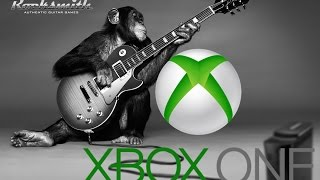 This is Rocksmith on Xbox One..... £54 for the 2014 edition £8 to import your 2013 edition Plus all your DLC from Steam does not...