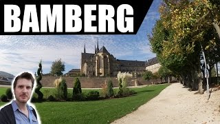 Bamberg Germany  city photos gallery : Drinking Smoked Beer in Bamberg - A German Life #5