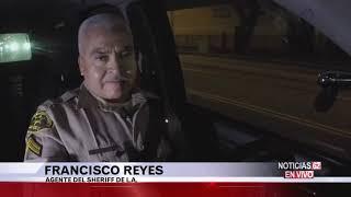 Sheriff patrulla Los Ángeles – Noticias 62 - Thumbnail
