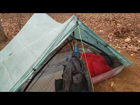 Appalachian Trail 2018: Day 62 Black Horse Gap to Campsite (764)