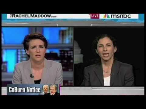 Rachel Maddow and Melanie Sloan discuss the John Ensign sex scandal