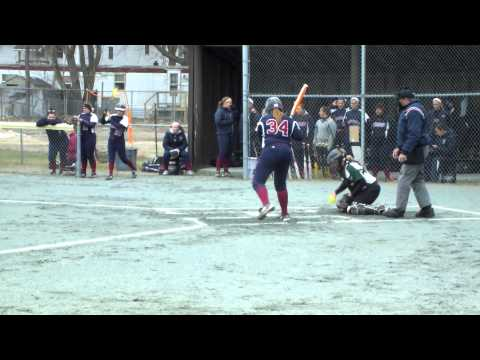 PSU Softball vs. Eastern Connecticut