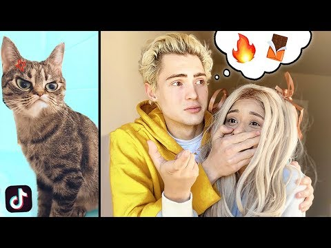 First One To Laugh Has To Eat Worlds Hottest Chocolate... | Tik Tok Try Not To Laugh Challenge