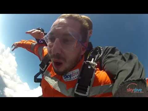 Skydive Interlaken, Adrian Monsch 6. Sept 2014