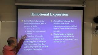 Chapter 5: Motivation, emotion, and Stress