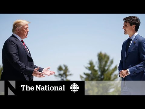 Justin Trudeau arrives in France ahead of G7 summit