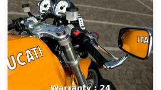 3. 2008 Ducati SportClassic Sport 1000 Biposto - Specs