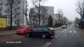 Takiego parkowania blondyny jeszcze nie widziałeś – Warszawa