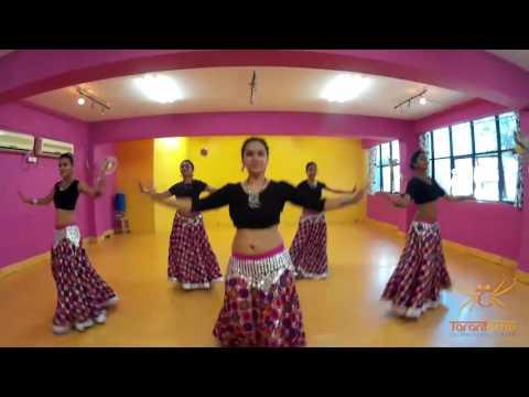 Video Rangeelo Maro Dholna | Tarantismo Belly Folk fusion | Malaika Arora download in MP3, 3GP, MP4, WEBM, AVI, FLV January 2017