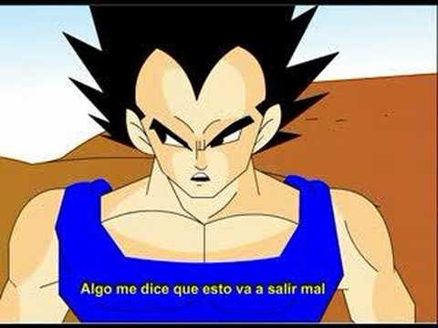 Dragon Ball Z Parodias