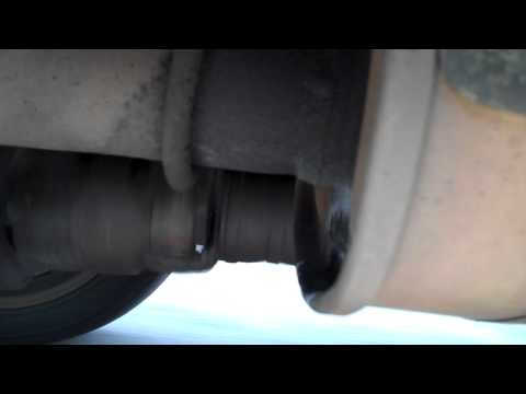 Chevy S10 Drive shaft with Double Cardan vibration
