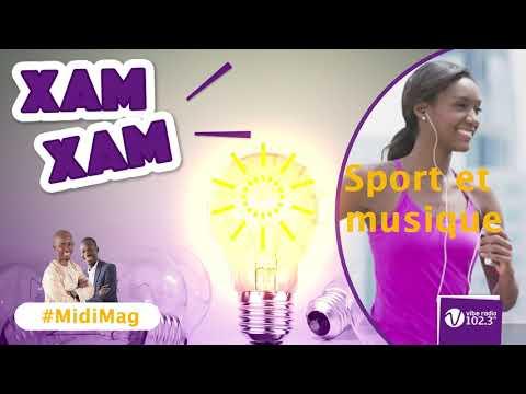 Xam Xam : en quoi la musique est bénéfique pour le sport ?