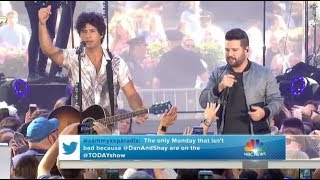 Video Dan & Shay   |   Tequila (Live On TODAY, June 25, 2018) With Lyrics download in MP3, 3GP, MP4, WEBM, AVI, FLV January 2017