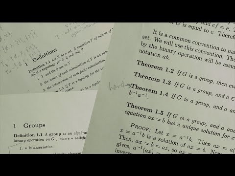 Video Thumbnail - Path to IBL in Number Theory (1 of 5)