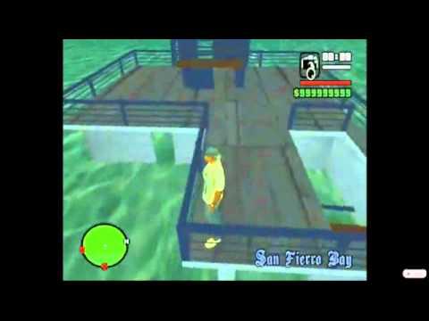 GTA San Andreas-Titanic Loquendo