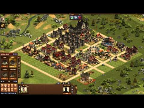 Forge of Empires — Time-lapse