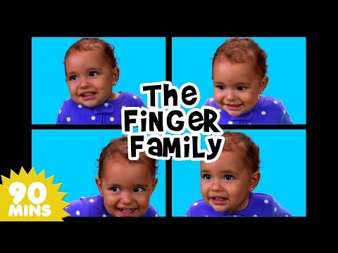 Download Finger Family PLAYHOUSE HD Video