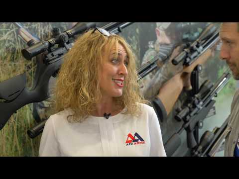 IWA Show Germany 2019 | Air Arms Airguns
