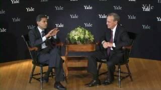 Richard Levin Interviews Fareed Zakaria