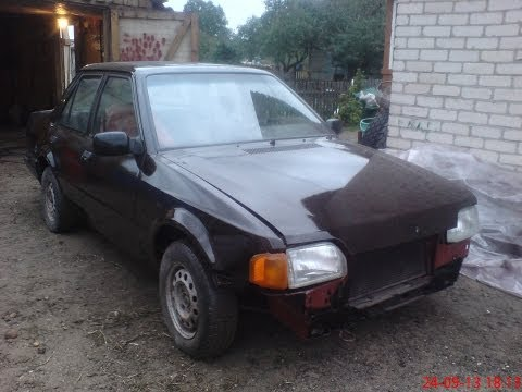 ford orion 1986 руководство по ремонту