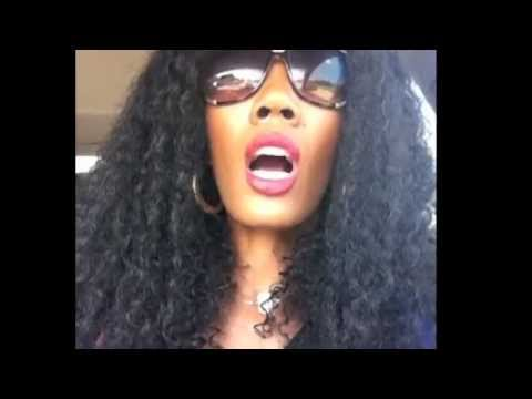 "Natural Hair Car Confessions Hair Type ""Good Hair"""