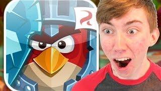 Angry Birds Epic videosu