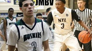 Jefferson Hills United States  City pictures : Lonzo Ball Vs. Shamorie Ponds | Epic Battle at City of Palms
