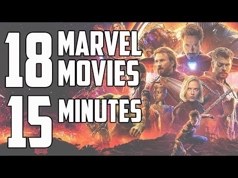 Complete MCU Recap: Everything You Need To Know Before Avengers: Infinity War