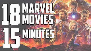 Video Complete MCU Recap: Everything You Need to Know Before Avengers: Infinity War MP3, 3GP, MP4, WEBM, AVI, FLV Mei 2018