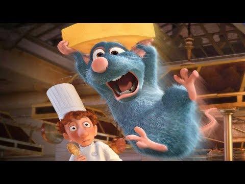 ► Ratatouille - The Movie | All Cutscenes (Full Walkthrough HD)