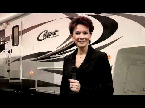 Keystone RV thumbnail for Video: Tour the Cougar with RVNewsChannel Cathy Kaye
