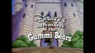 Disney's Gummi Bears - Intro (HD)