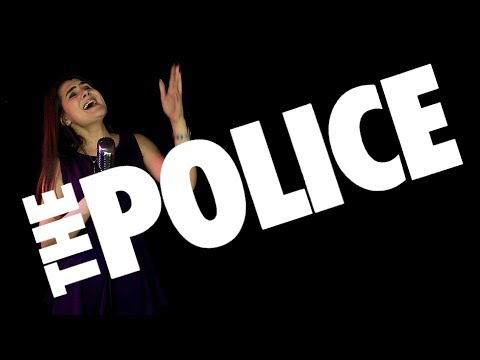 """The Police  """"Roxanne"""" Cover by Andrei Cerbu"""