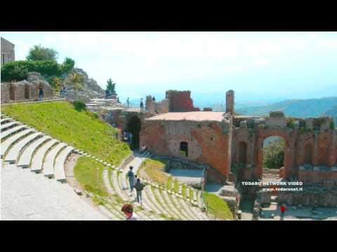 taormina: la perla del mediterraneo