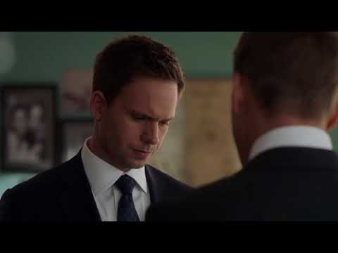 Suits   Season 7, Episode 3  Harvey Decorates Mike's Office