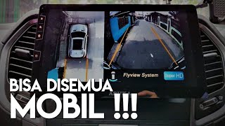 Video Pasang Kamera Parkir 360 di Mobil (All Round View Monitor) MP3, 3GP, MP4, WEBM, AVI, FLV November 2018