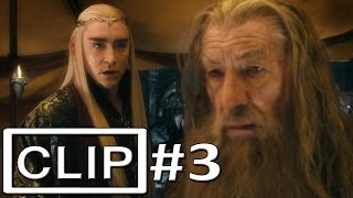 "The Hobbit 3 ""Out of Time"" Clip Official - Battle of the Five Armies"
